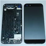 iphone 5 back cover blue